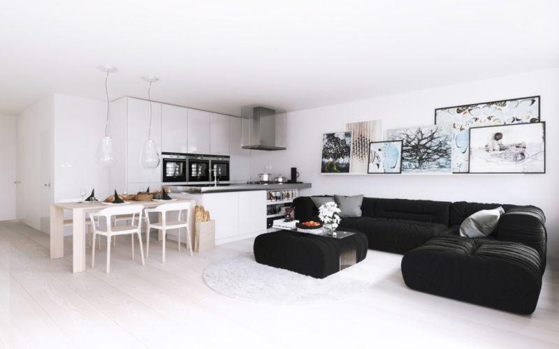 wizualizacje-wnetrz-czarno-biala-kuchnia-1024x640