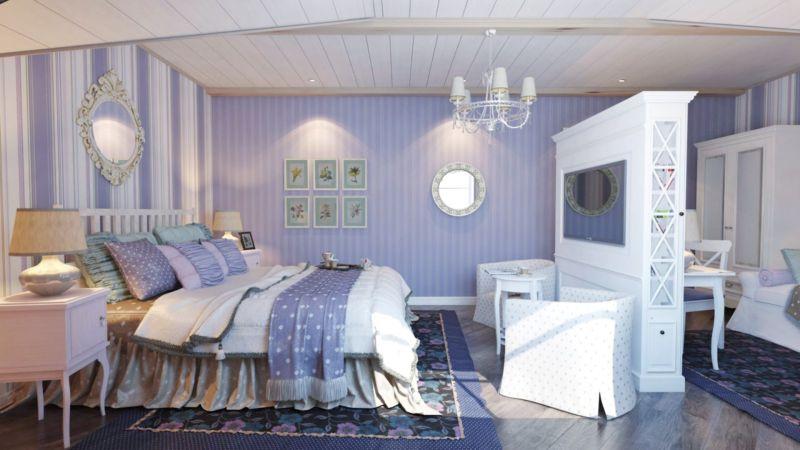 спальный гарнитур в стиле прованс