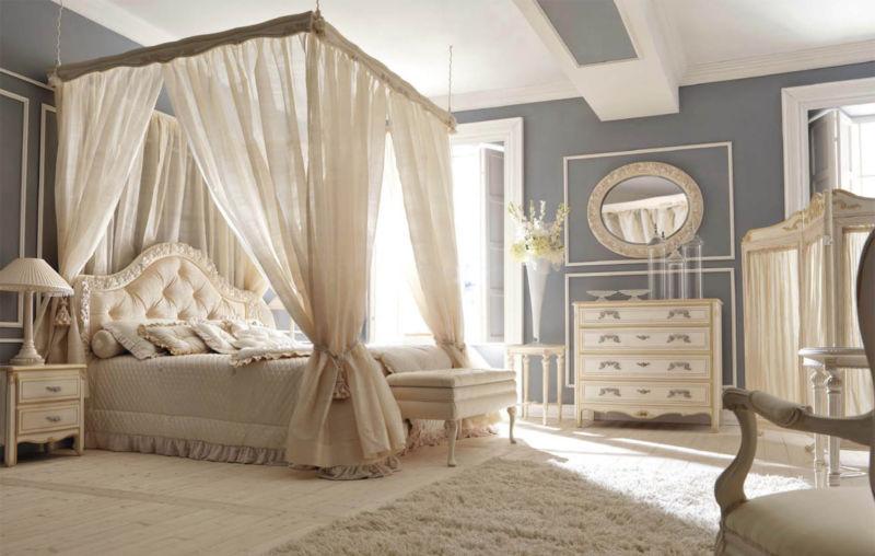 спальня, стиль, ампир, фото