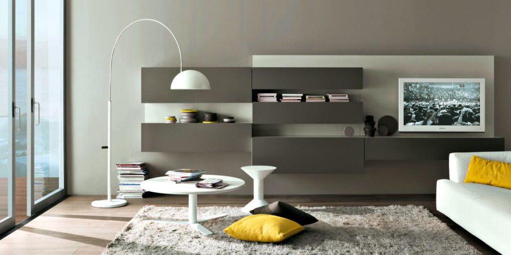 комната в стиле минимализма
