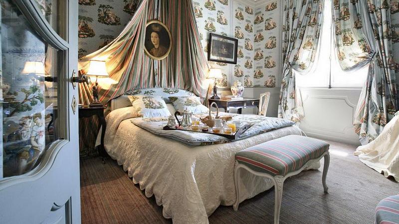 спальни прованс