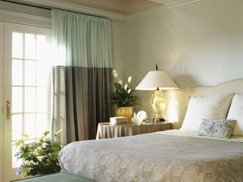 уютный, спальня, фото, дизайна