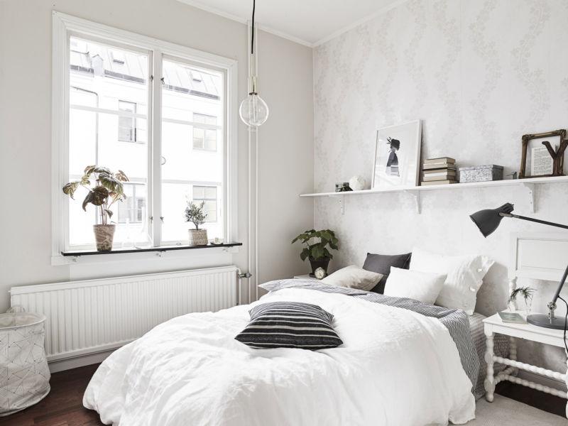спальня в скандинавском стиле 100 фото вариантов идеального оформления