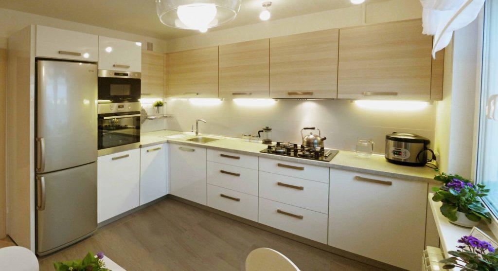 дизайн угловой кухни 120 фото лучших дизайнерских решений