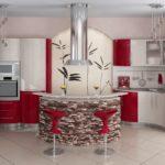 Барная стойка для кухни - 110 фото идей оформления барной стойки