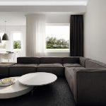 стенка в гостиную минимализм
