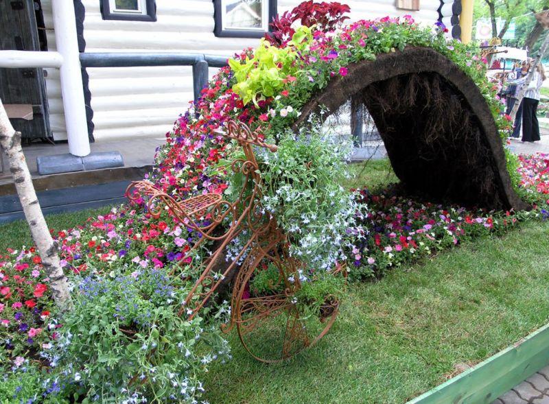 Фото идеи для сада и огорода своими руками с описанием