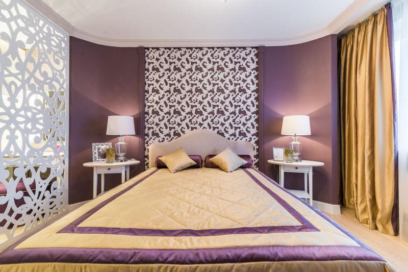 Ремонт спальни современный дизайн 2017