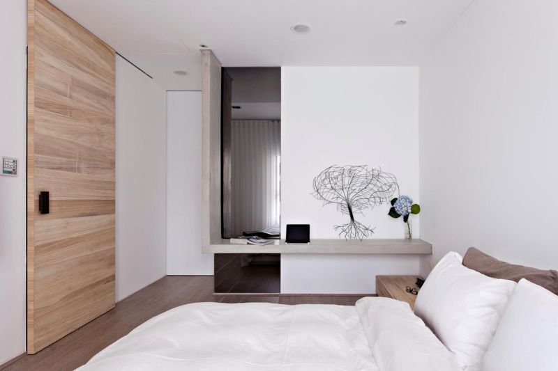 19-white-wood-concrete-bedroom