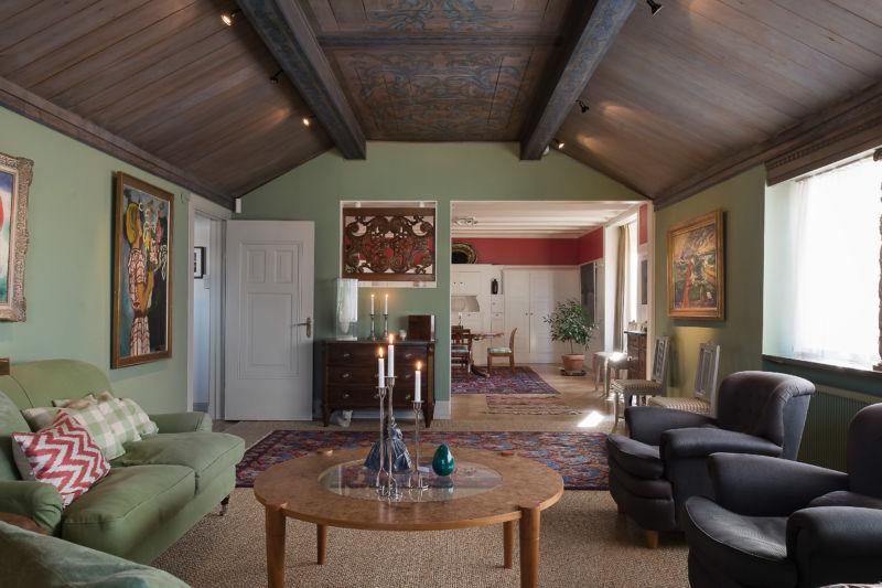 дизайн интерьер гостиной в современном стиле