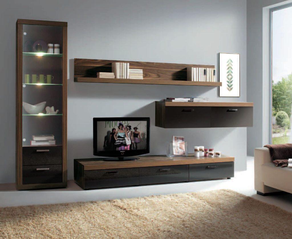 Мебель для гостиной цвет венги