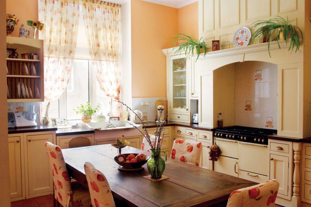 Красивый интерьер кухни фото своими руками