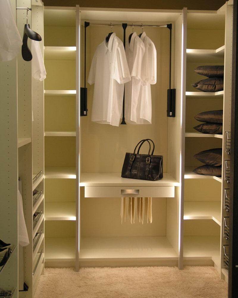 Сделать своими руками шкаф в гардеробную