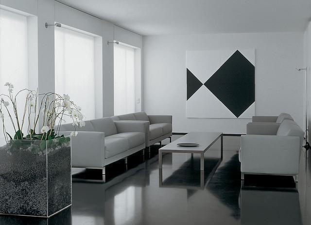 гостиная в стиле современная