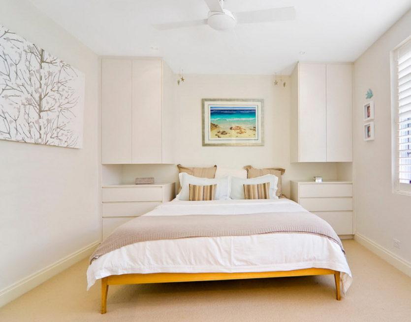спальня 12 кв м дизайн фото