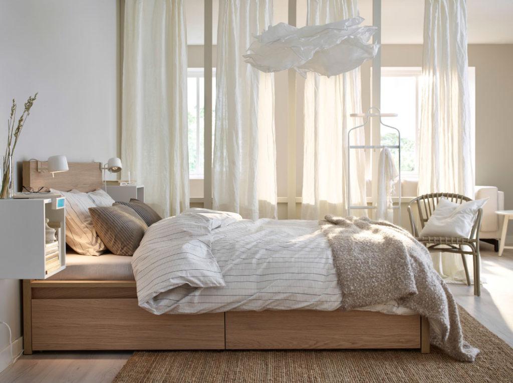 икеа спальни фото лучших идей оформления дизайна в спальне