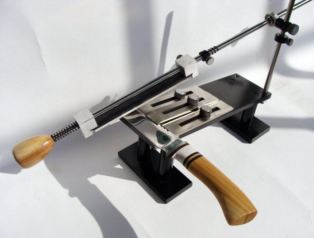 Заточка для ножей apex своими руками