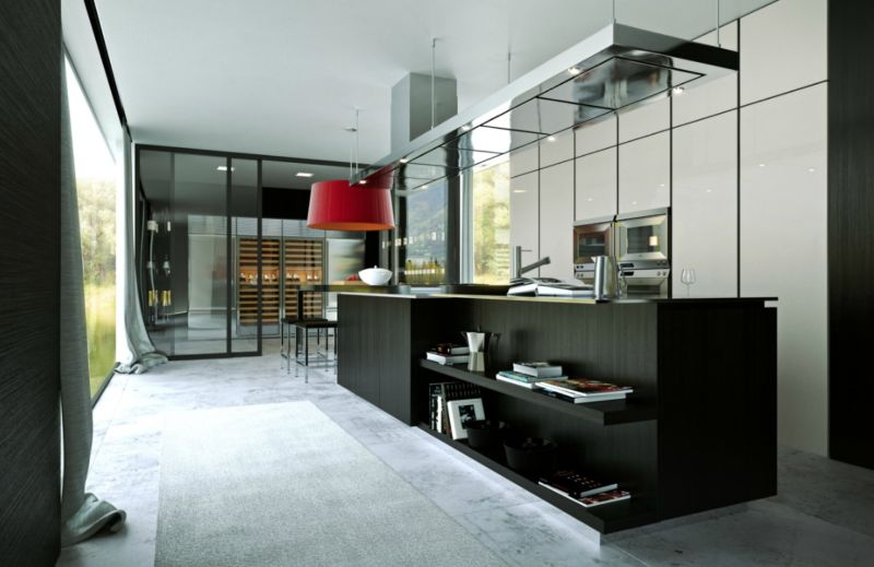 7-black-kitchen-island