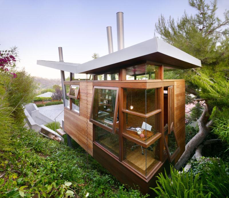 Modern Homes Los Angeles California: Самые красивые дома мира