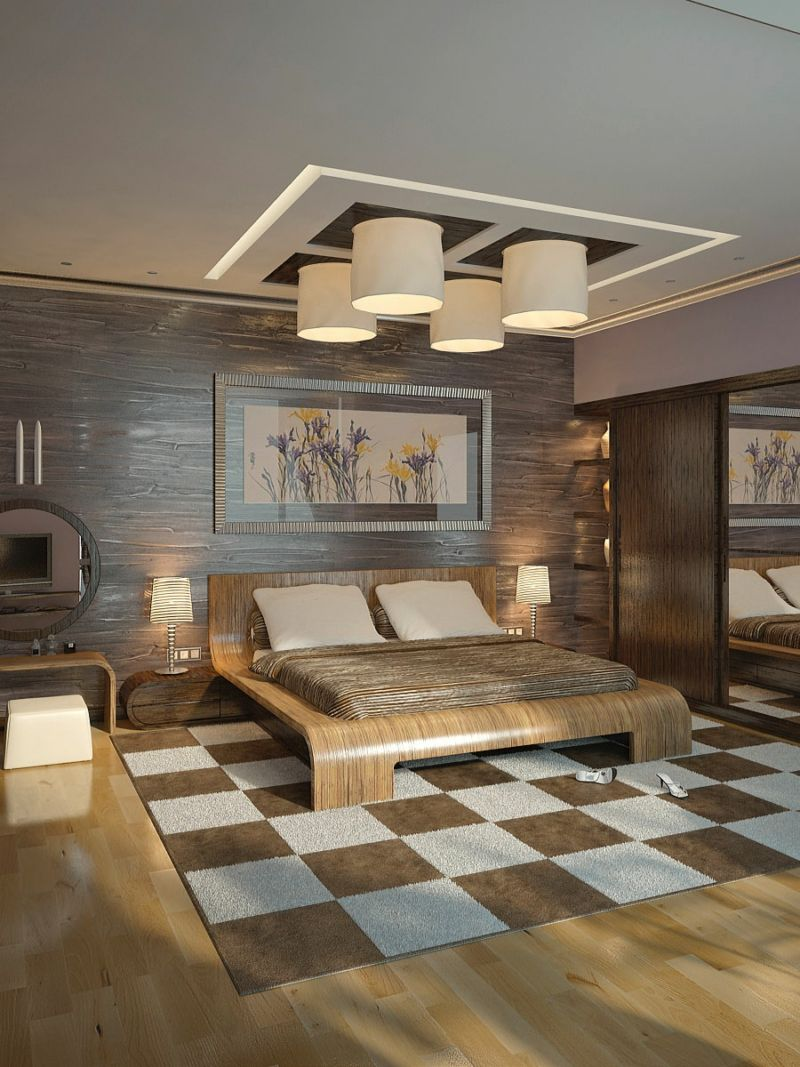 brown-cream-modern-bedroom