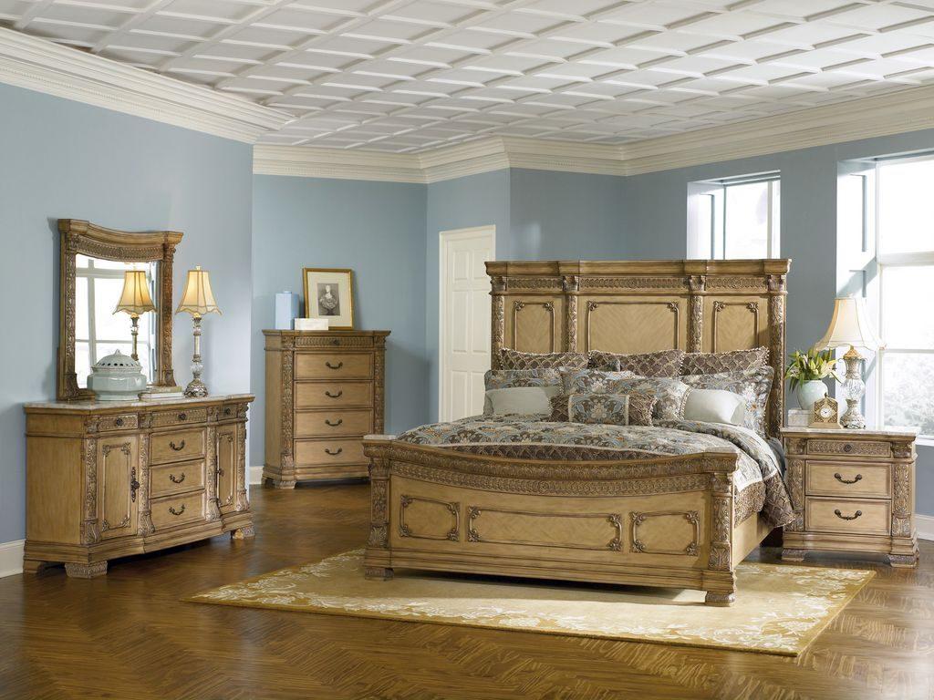 классические спальни фото необычных вариантов в интерьере спальни