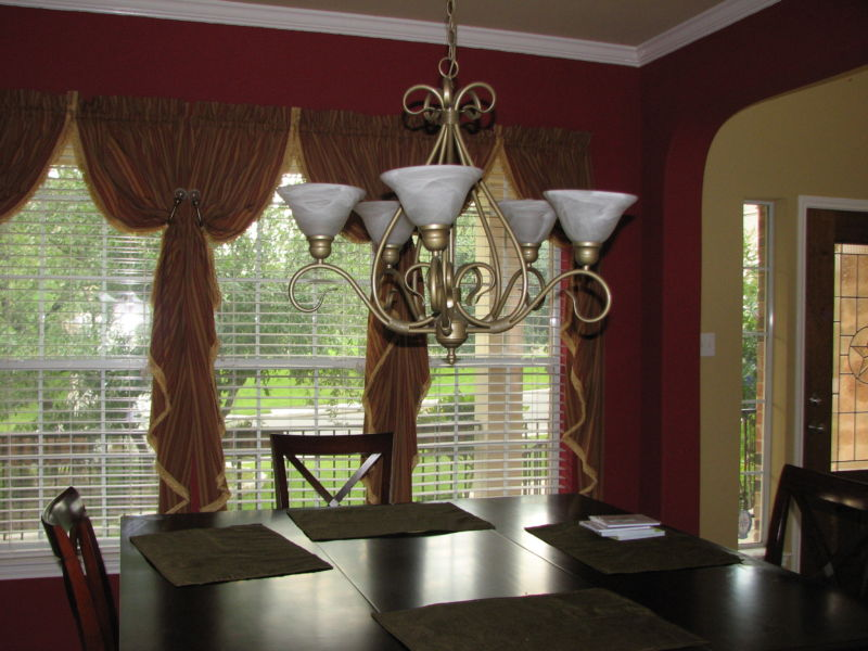 excellent-dining-room-drapes-in-dining-room-curtains