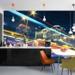 стеновой, панель, кухня, фото, дизайна