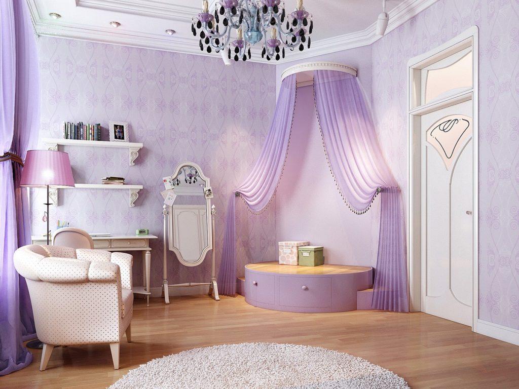 TAM Home Decor Ideas  Breathtaking Purple Bedroom Ideas