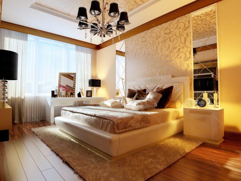 Дизайн спальни 137 серии