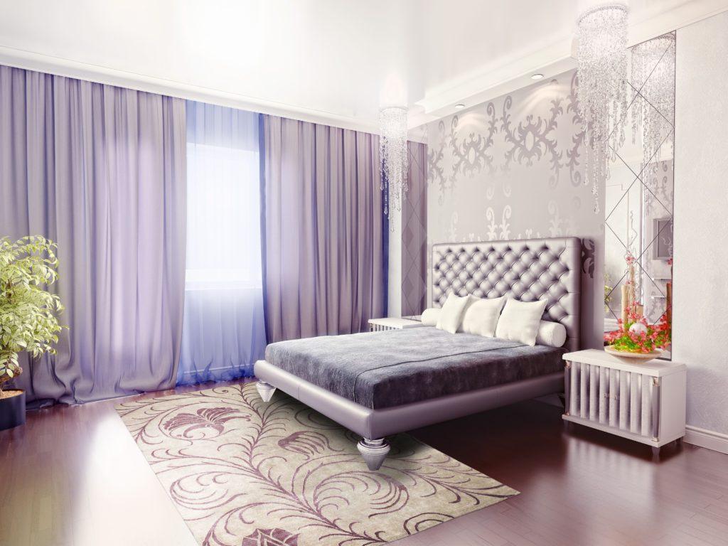 ритуалы спальни в стиле арт деко лучшие