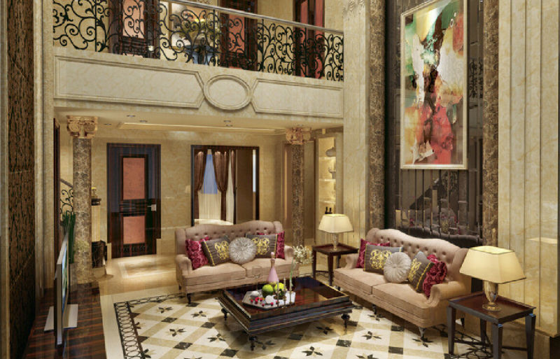 villa-design-neoclassical-living-room