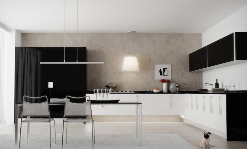 black-kitchen-cabinet-design-black-white-kitchen-cabinet-design