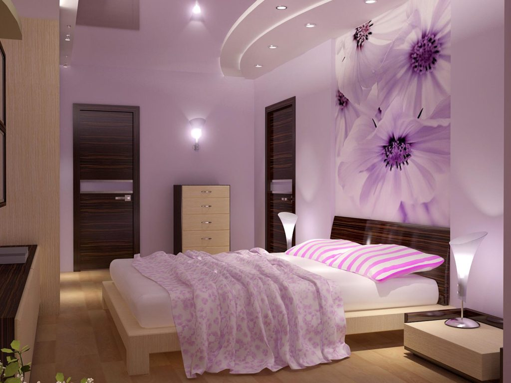 Ремонт спальни 8 квМ своими руками фото