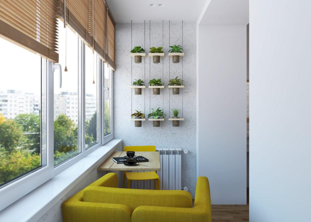 Гостиная с балконом - 100 фото идей в интерьере.