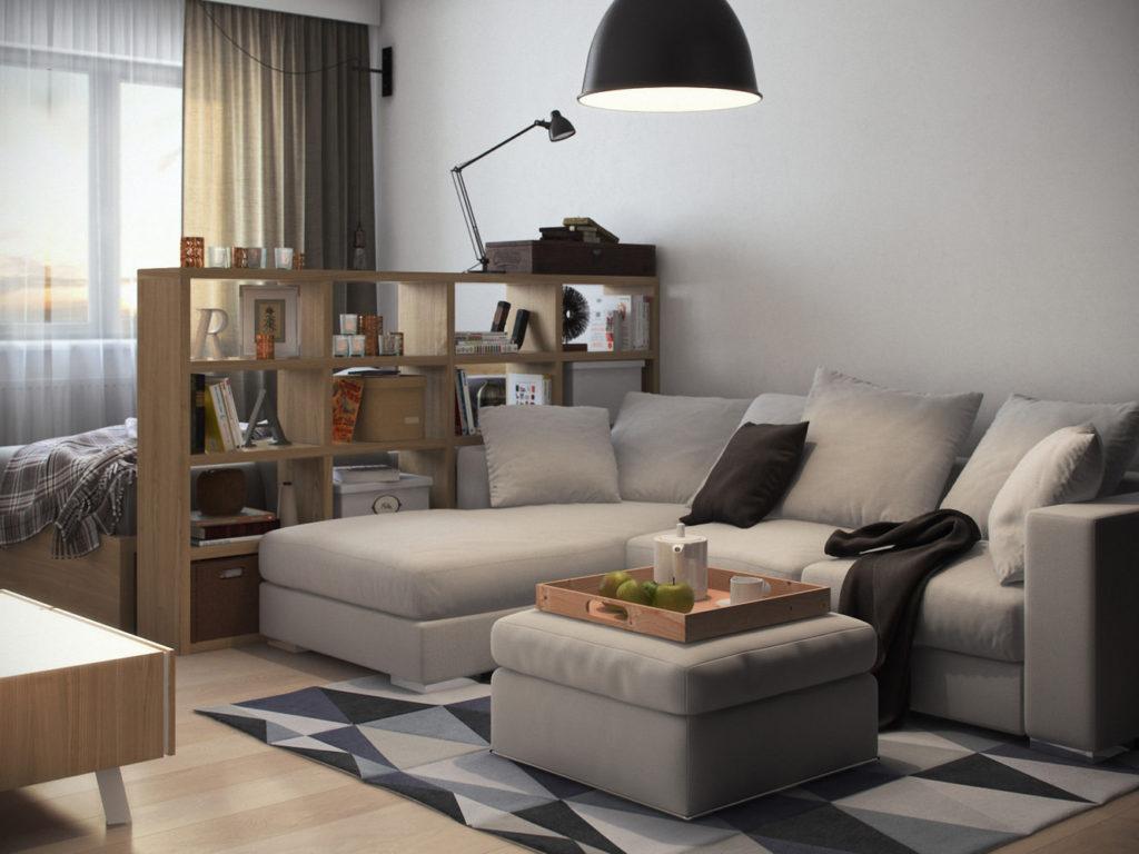 Дизайн-проект 3-комнатной квартиры в Москве: цены на