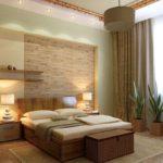спальня, стиль, фото, экзотический