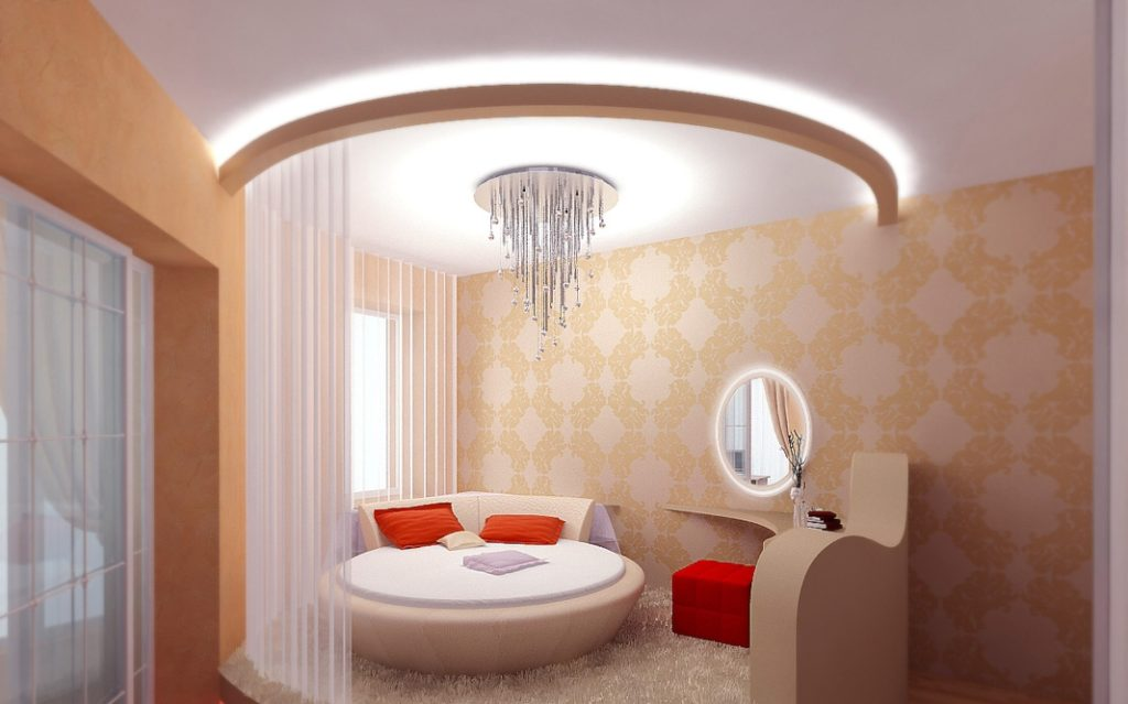 Модный дизайн спален 2017-2018