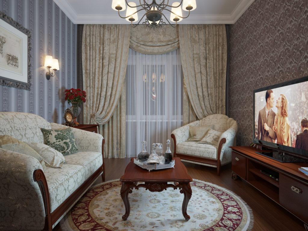 Интерьеры гостиных комнат в частном доме фото