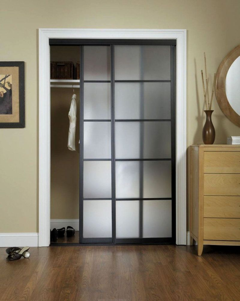 ideas for wardrobe doors
