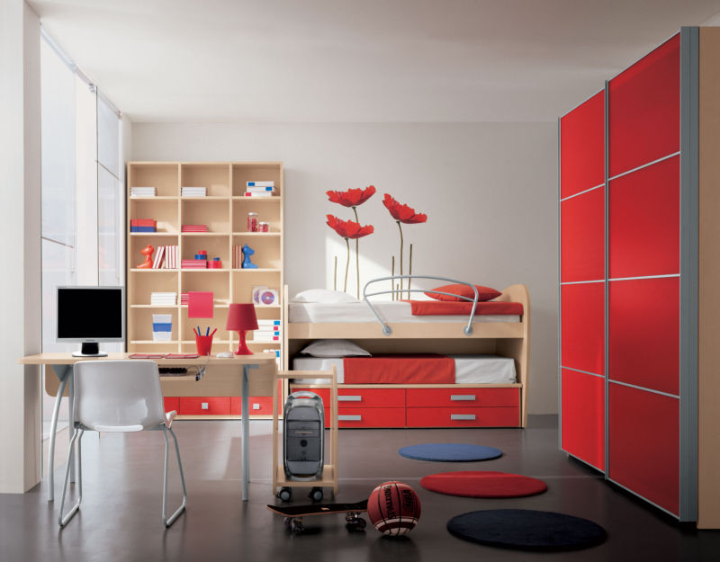 kids-room-modern-red-white-knav1