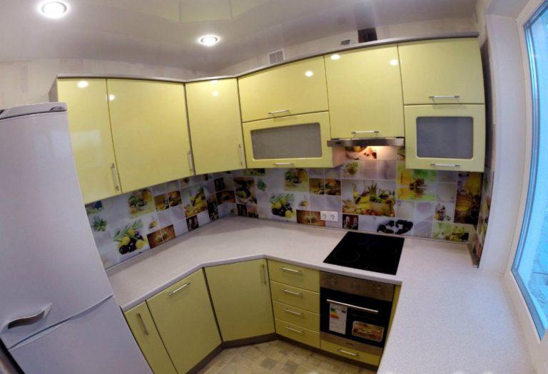 Ремонт кухни на 9 м новинки 2017 с