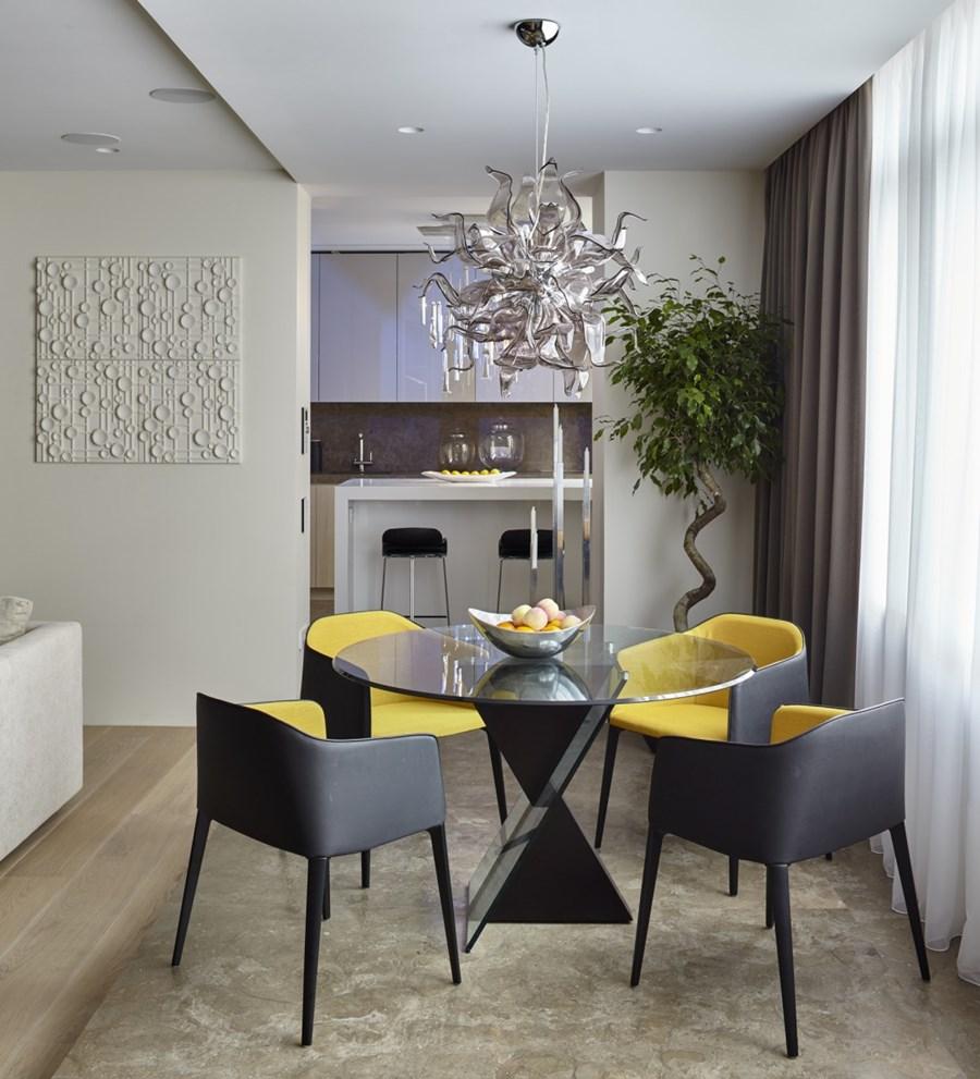 Интерьер кухни - 110 фото современного дизайна