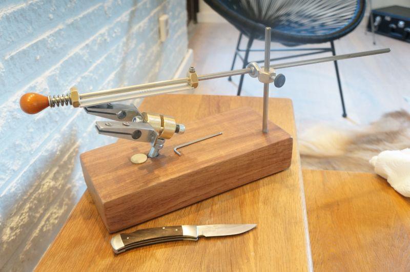 Самодельный точилка для ножей своими руками