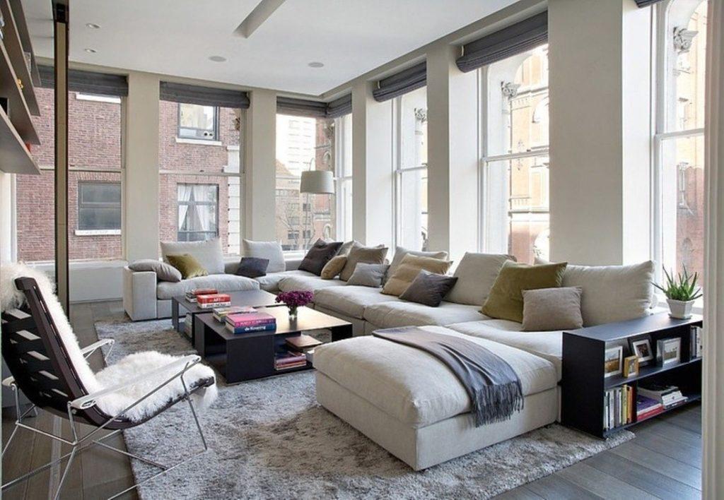 Современные дизайны диван