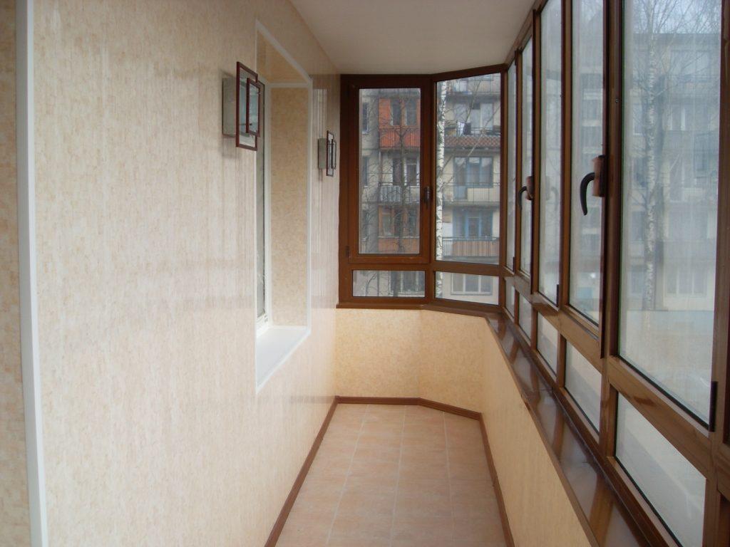 дизайны балконов фото