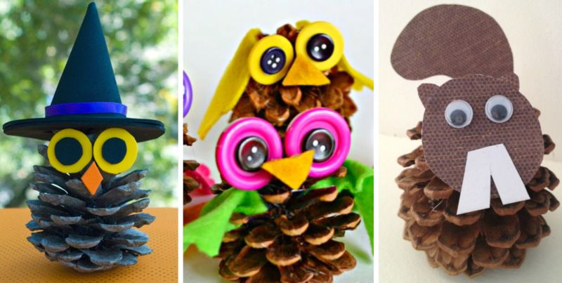pine-cone-crafts-for-preschoolers