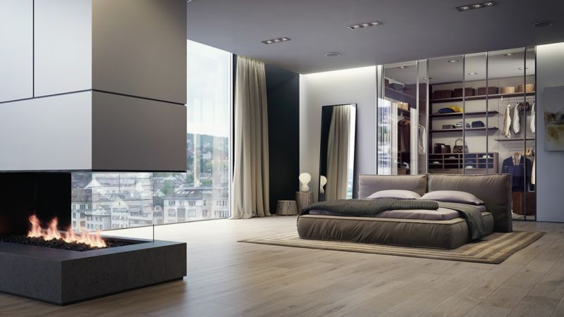 sleek-bedroom