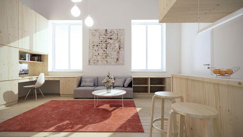 small-loft-design