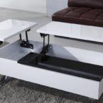стол, трансформер, гостиная, фото, интерьер