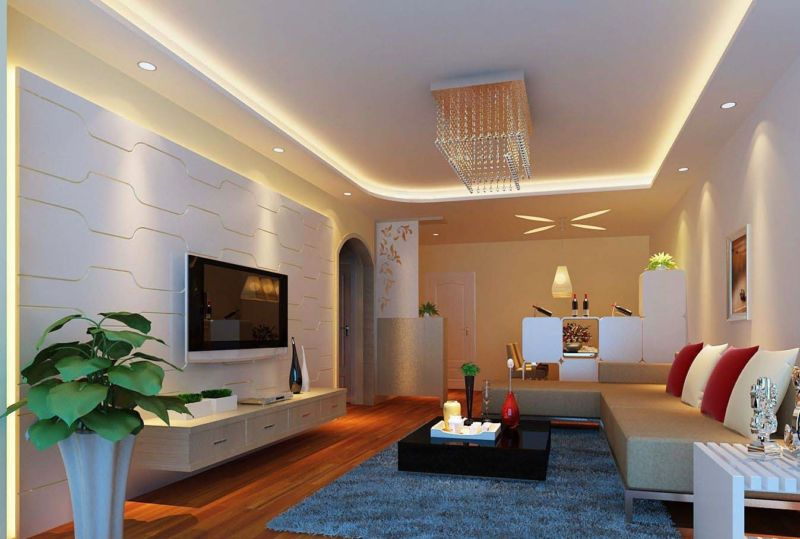 suspended-ceiling-pop-design-lighting-for-living-room-interior-wall-paneling-2014